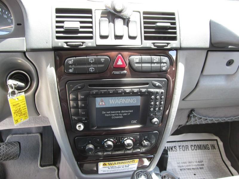 Mercedes-Benz G-Class 2003 price $29,900