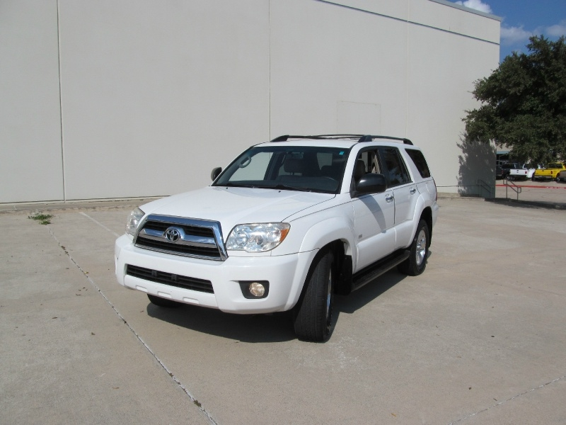 Toyota 4Runner 2006 price $7,950