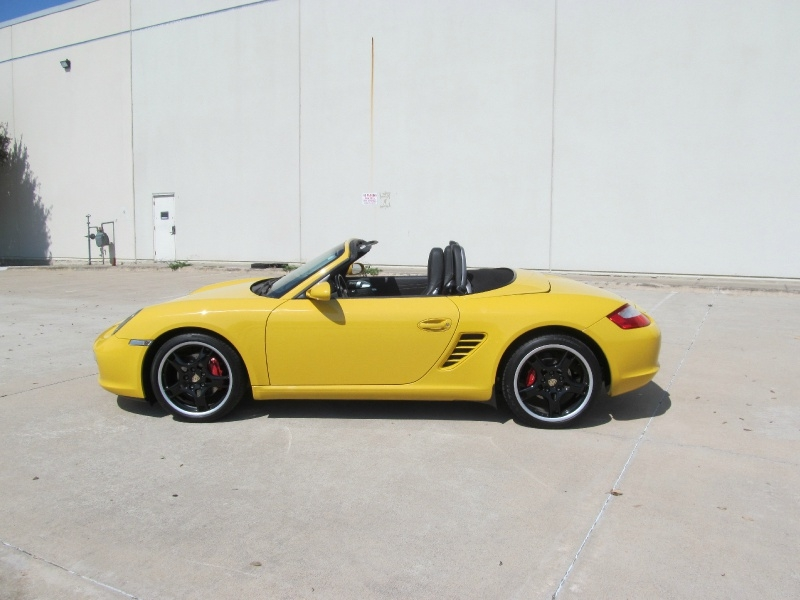 Porsche Boxster 2005 price $13,500