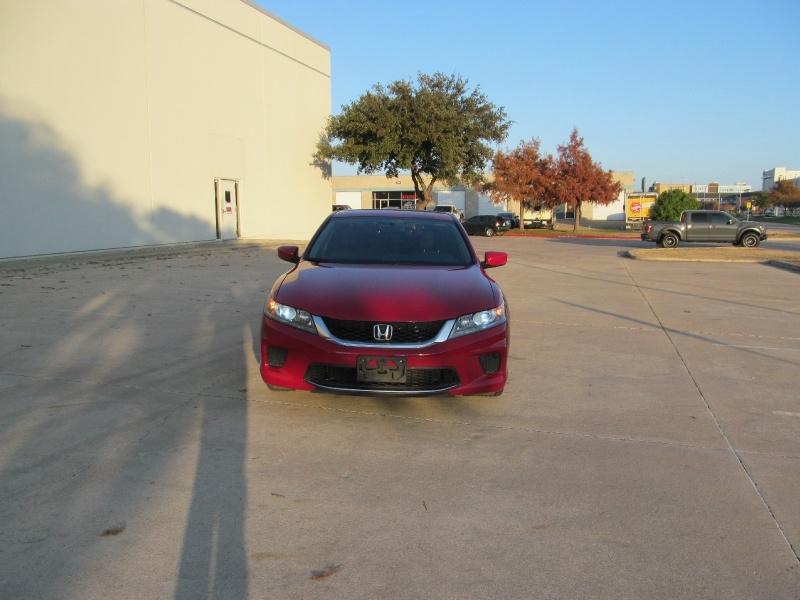 Honda Accord Coupe 2014 price $8,000
