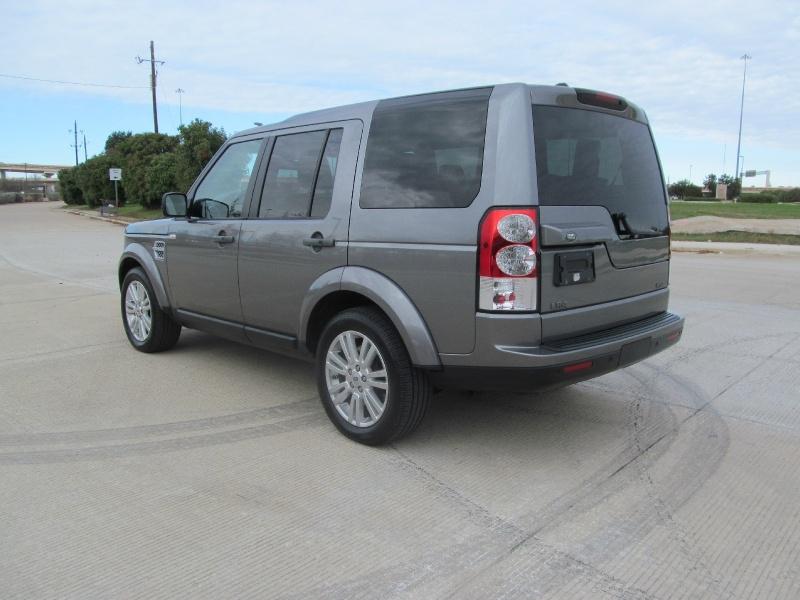 Land Rover LR4 2011 price $12,200