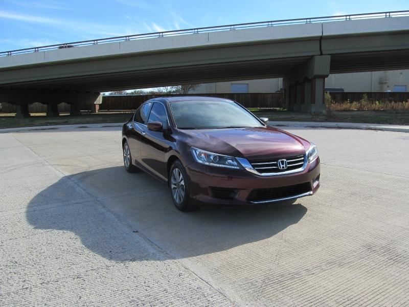 Honda Accord Sedan 2014 price $9,500