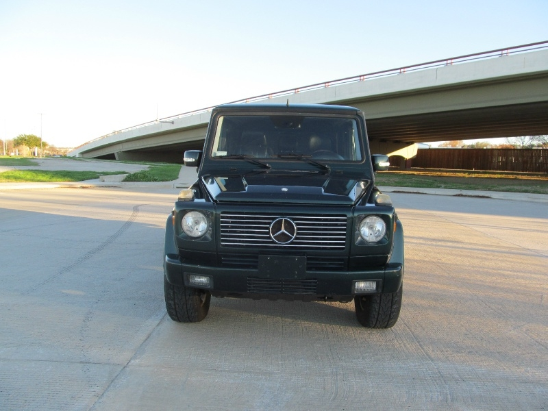 Mercedes-Benz G-Class 2003 price $26,000