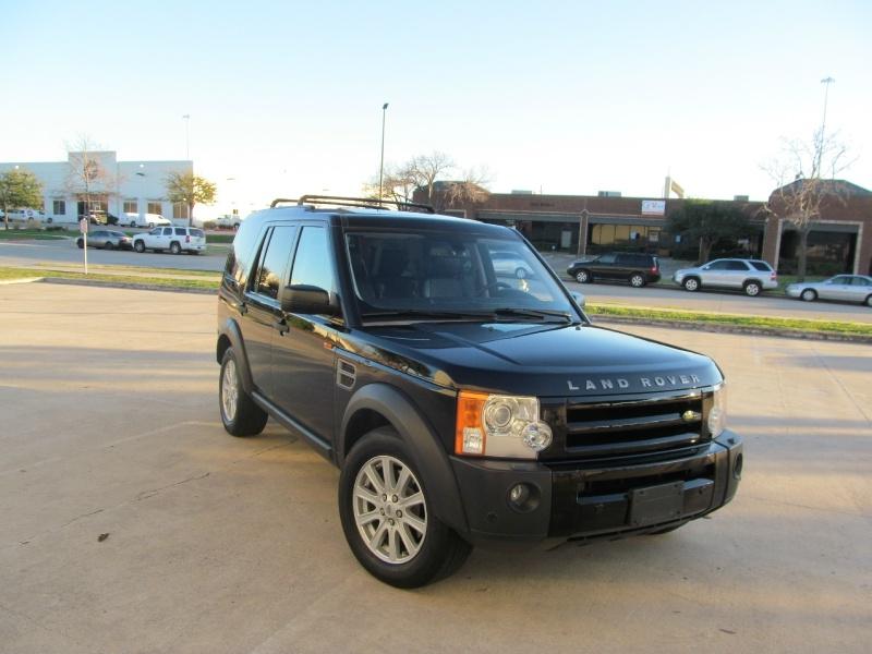 Land Rover LR3 2008 price $9,000