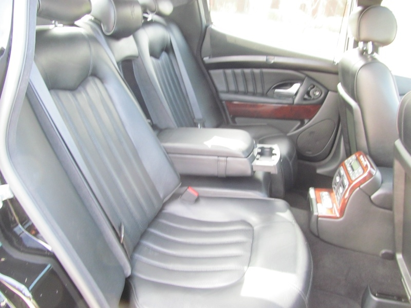 Maserati Quattroporte 2007 price $19,000