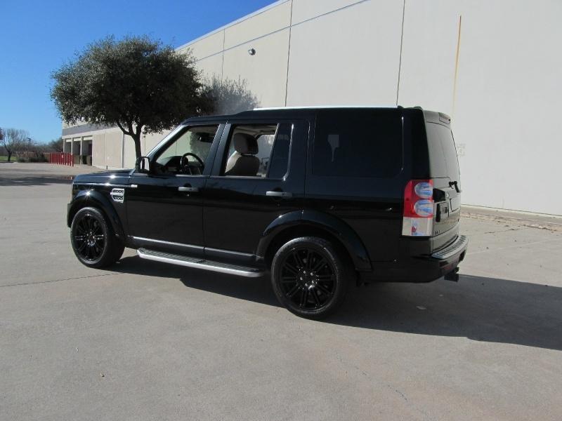 Land Rover LR4 2011 price $13,400