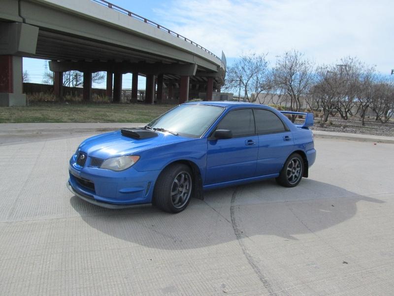 Subaru Impreza Sedan 2006 price $12,000