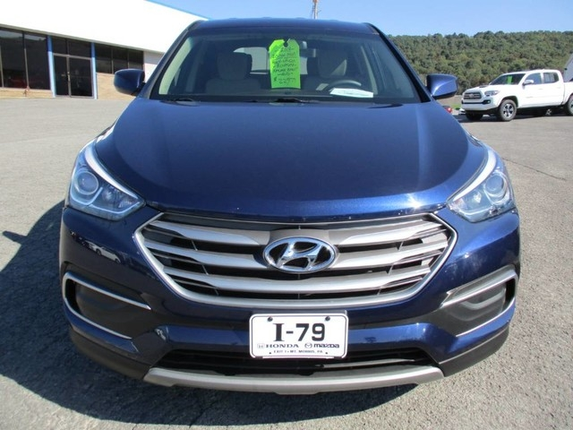 Hyundai Santa Fe Sport 2018 price $18,500