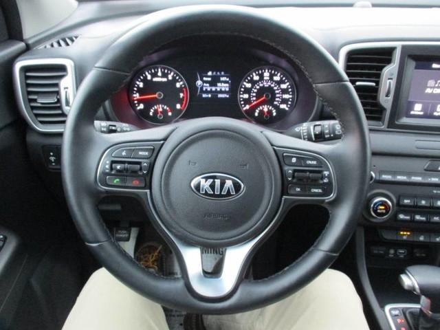 Kia Sportage 2017 price $20,579