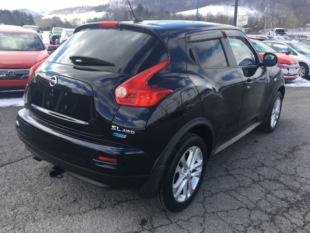 Nissan JUKE 2012 price $12,879