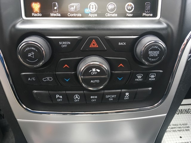 Jeep Grand Cherokee 2016 price $32,779