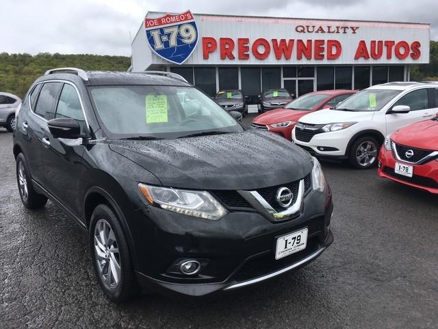 Nissan Rogue 2015 price $15,200