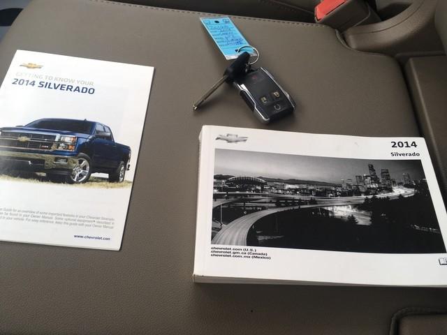 Chevrolet Silverado 1500 2014 price $27,979