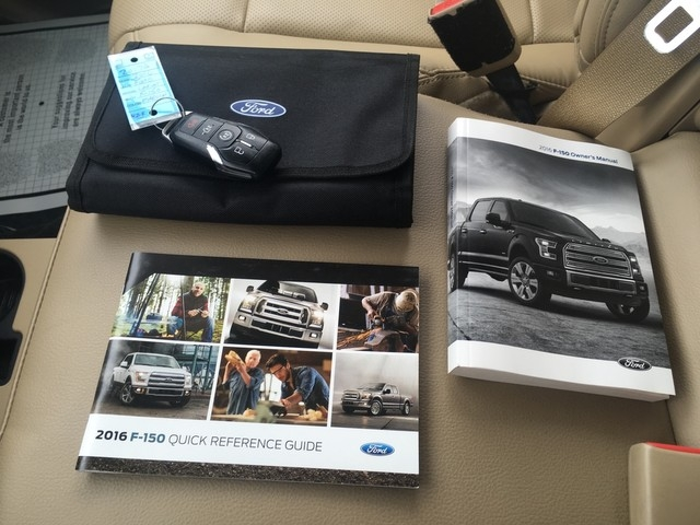 Ford F-150 2016 price $31,500