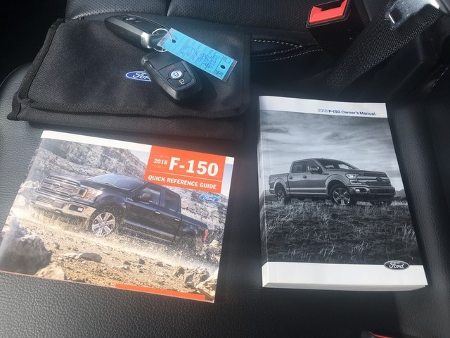 Ford F-150 2018 price $36,979