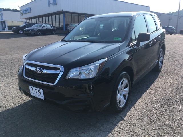 Subaru Forester 2018 price $21,979