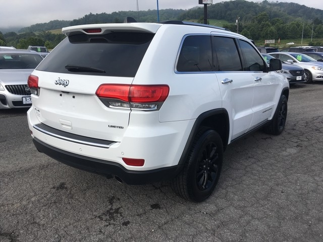 Jeep Grand Cherokee 2016 price $26,779