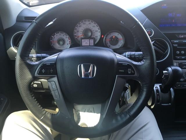 Honda Pilot 2013 price $16,779