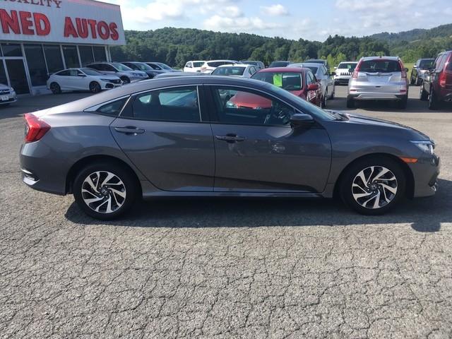 Honda Civic Sedan 2018 price $20,979