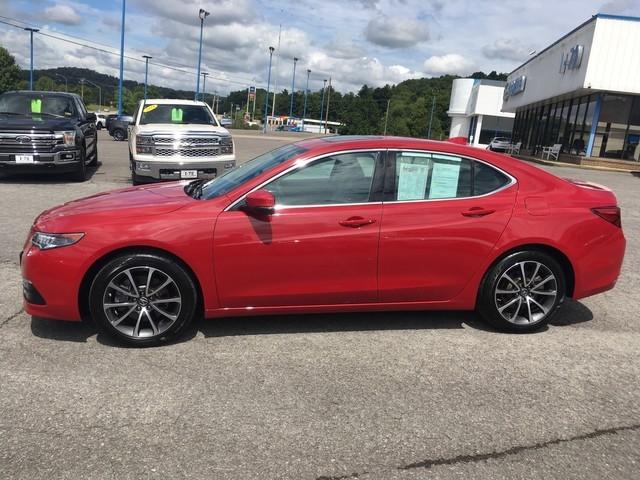 Acura TLX 2017 price $26,979