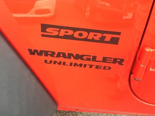 Jeep Wrangler Unlimited 2016 price $30,979