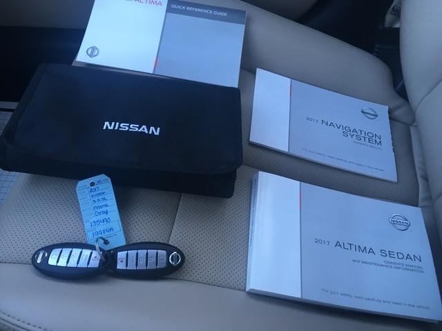 Nissan Altima 2017 price $18,979