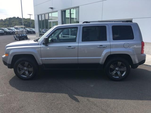 Jeep Patriot 2017 price $15,779
