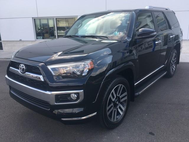 Toyota 4Runner 2018 price $36,979