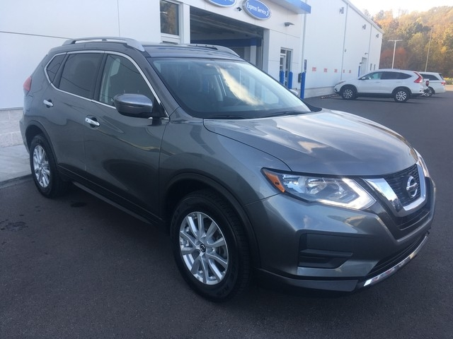 Nissan Rogue 2017 price $16,979
