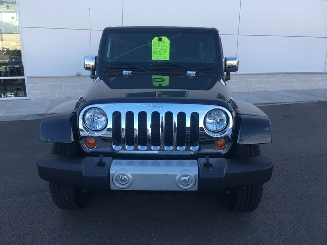 Jeep Wrangler Unlimited 2013 price $29,779