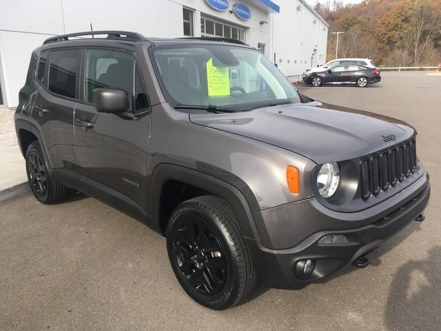 Jeep Renegade 2018 price $18,979