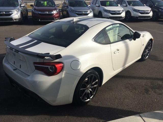 Toyota 86 2017 price $19,979