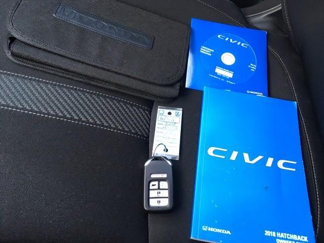 Honda Civic Hatchback 2018 price $17,979