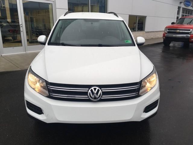 Volkswagen Tiguan 2017 price $17,779
