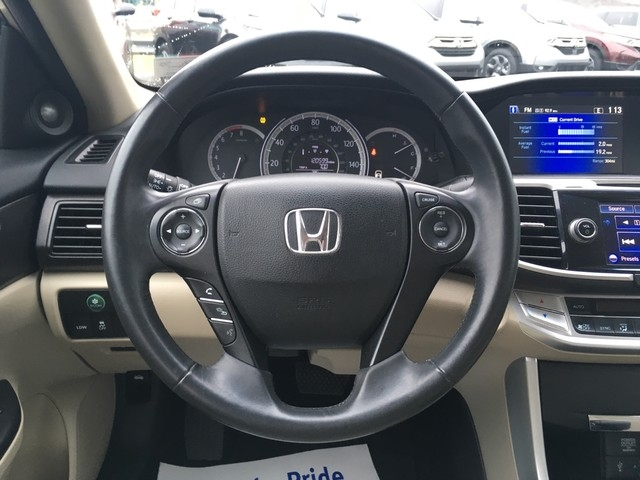 Honda Accord Sdn 2013 price $11,979