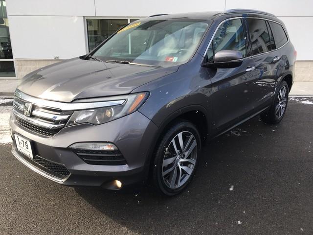Honda Pilot 2017 price $32,779