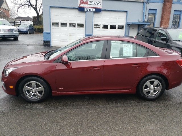 Chevrolet Cruze Limited 2016 price $12,979