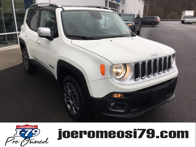 Jeep Renegade 2017 price $18,979