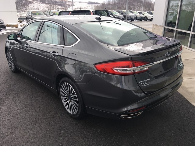 Ford Fusion 2018 price $18,779