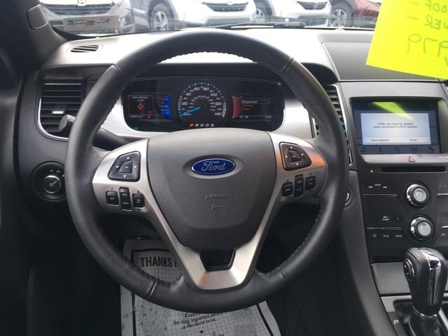 Ford Taurus 2018 price $18,979