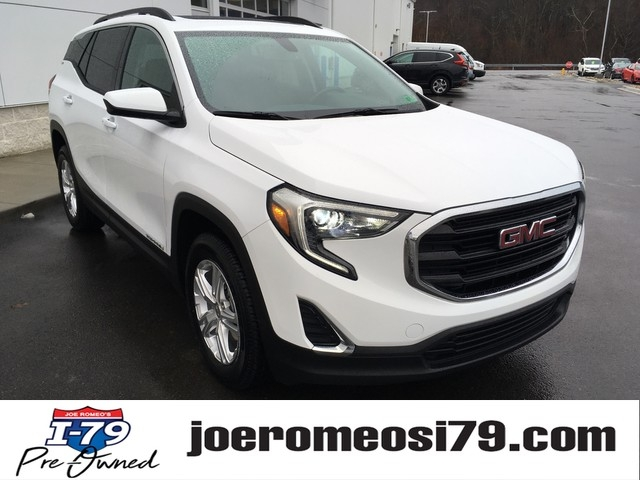 GMC Terrain 2019 price $24,779