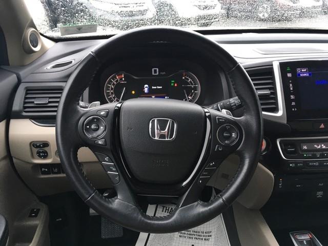 Honda Pilot 2016 price $24,779