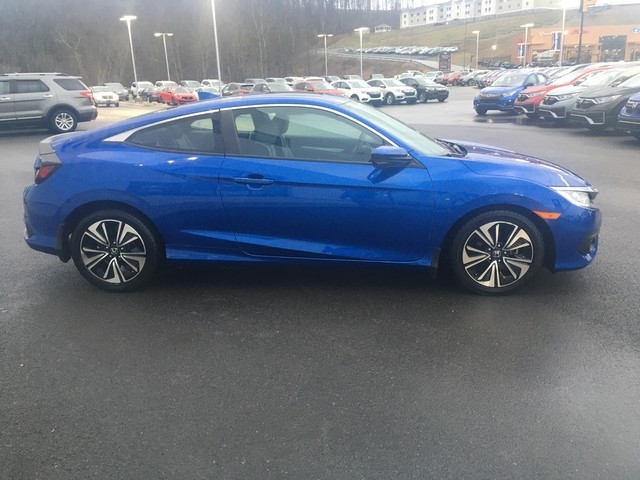 Honda Civic Coupe 2016 price $15,779