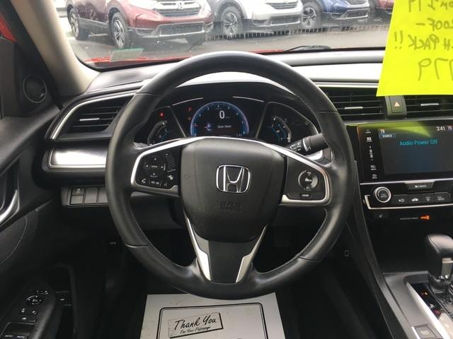 Honda Civic Sedan 2018 price $18,779