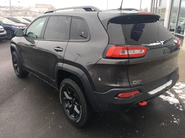 Jeep Cherokee 2017 price $23,779
