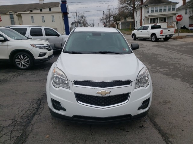 Chevrolet Equinox 2013 price $11,979