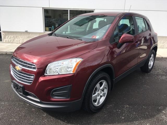 Chevrolet Trax 2016 price $12,979