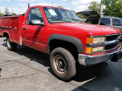 Chevrolet 3500 silverado 2000