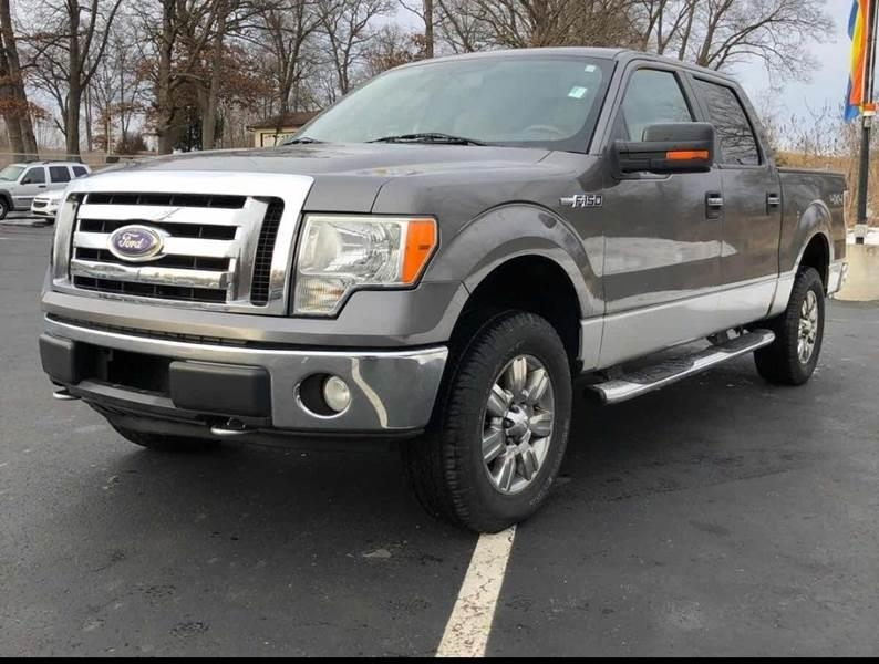 Ford F-150 2009 price $7,846