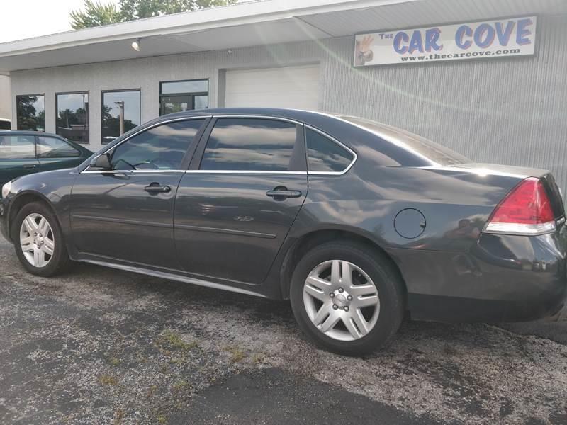 Chevrolet Impala 2013 price $5,925
